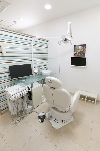 歯科衛生士専用チェアー 2台設置
